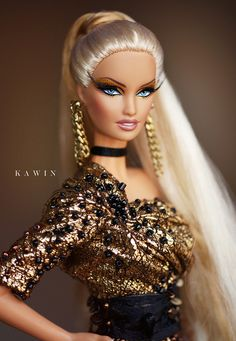 barbie the blonds blond gold | Kawin Tan | Flickr