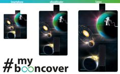 To boldly take #mybooncover where no one has gone before...