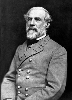 1862...General Robert E. Lee was placed in command of the Army of North Virginia