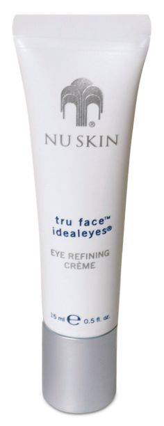 Tru Face® IdealEyes  Scientifically formulated to offer both immediate and long term benefits, this silky cream rapidly reduces the appearance of bags under the eyes while instantly increasing skin radiance. The advanced anti-ageing ingredient technology also helps firm and smooth skin as it reduces discoloration under the eyes.