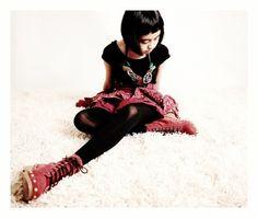 amazing black & red