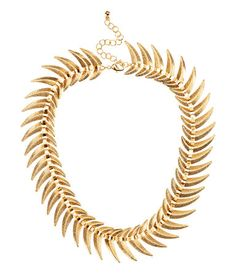 H necklace for $12.95.  Stylish and affordable!