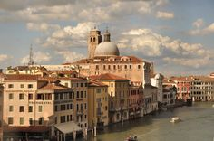 Grand Canal, Venice.   Our program of Venice Tours also includes Private Venice Walking Tours and Private Venice Boat Tours. All our Venice Tours are led by licensed expert Venice tour guides and inlcude skip the line tickets for the must-see sights of Venice.