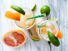 Grapefruit Margaritas- Boston Chic Party