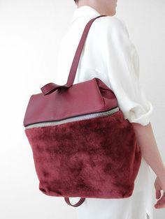 Backpack - Maroon