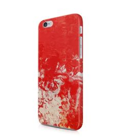 Attractive Red Abstract Picture 3D Iphone Case for Iphone 3G/4/4g/4s/5/5s/6/6s/6s Plus - ARTXTR0147