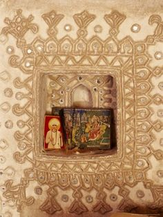 #SwatiJrJewelry is all about the details, love this ornately decorated indian building, small sacred space and spots of color. #BeAGoddess