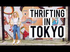THRIFT SHOPPING IN TOKYO #1 - Shimokitazawa Guide! - YouTube