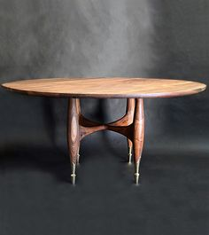 Polanco Round Dining Table | BLACKMAN CRUZ