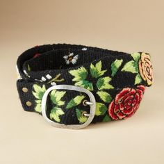 Botanica Belt in Spring 2013 from Sundance on shop.CatalogSpree.com, my personal digital mall.