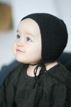 les tricots de Granny: tuto béguin