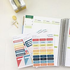 Which of our Plan On It stickers will you use this week in your planner?