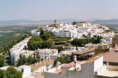 Vejer de la Frontera, one of the pueblos blancos in Andalucía (Spain)