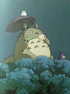 Totoro ,My neighber Totoro ,studio ghibli 👉🏽👉🏽A Totoro fan?Do you like these Totoro Crafts Ideas? for more Totoro Embroidery?Totoro ,My neighber Totoro ,studio ghibli Studio Ghibli Films, Art Studio Ghibli, Manga Anime, Anime Art, Hayao Miyazaki, Howl's Moving Castle, Chibi, Girls Anime, Kawaii
