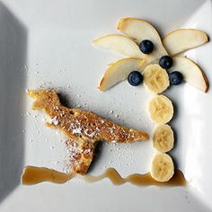 Dinosaur French Toast   fullandcontent.com