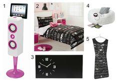 4 girl's bedroom looks we like