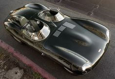 Jaguar D-Type?
