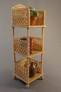 Uncle Ciggie's Miniature Wicker Furniture and Wicker Baskets are meticulously handcrafted in One Inch, Half Inch, and Quarter Inch Scale for miniature collectors and dollhouse miniature enthusiast. Rattan Furniture, Unique Furniture, Diy Furniture, Newspaper Basket, Newspaper Crafts, Miniature Furniture, Dollhouse Furniture, Bedroom Furniture Makeover, Paper Weaving