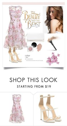 """Be Always Beautiful"" by deni-55 ❤ liked on Polyvore featuring Giuseppe Zanotti and Disney"