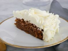 Cream Cheese Topping, White Chocolate Fudge, Foods With Gluten, Carrot Cake, I Love Food, Baked Goods, Bakery, Food Porn, Dessert Recipes