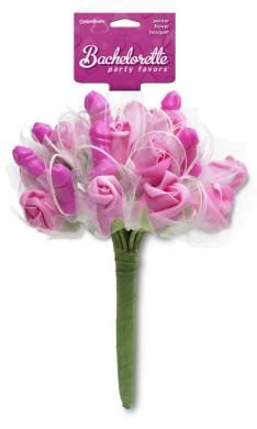 Bachelorette Party Favors Pecker Flower Bouquet make the girls last night  out an unforgettable one with f0c60998959d