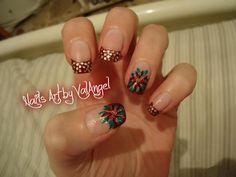 ValAngel Art Nails christmas #nail #nails #nailart