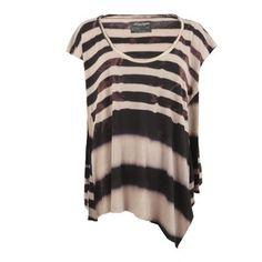 bleach zebra top $115