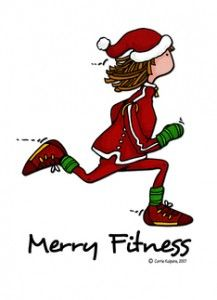 Merry Fitness Everybody !