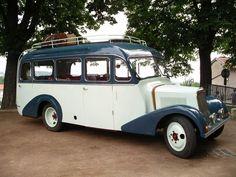 1949 Citroen 23 RU Otobüs