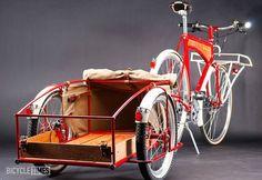 Gorro bicicleta de carga