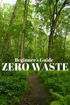 beginner's guide to zero waste living! waste living diy beginner's guide to zero waste - tiny yellow bungalow No Waste, Reduce Waste, Green Life, Go Green, Green Living Tips, Eco Friendly House, Natural Living, Simple Living, Organic Living