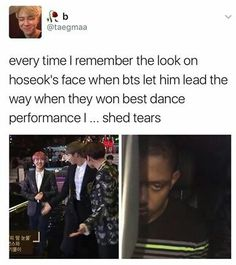 My baby hobi deserves it he is such an amazing dancer