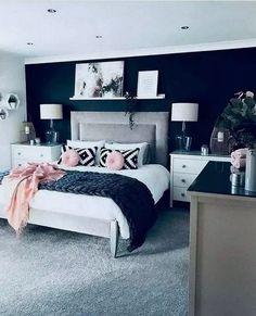 65+ Fancy Master Bedroom Color Scheme Ideas | texasls.org #masterbedroomideas #masterbedroomsdecor #masterbedroomdesign