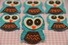 Night Owl Party (for straws) or make them into hairclips for favors