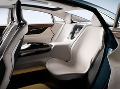 VOLVO Concept You - interior