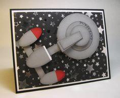 Star Trek Enterprise! It's a case by virgo5 - Cards and Paper Crafts at Splitcoaststampers