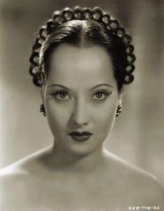 Gods and Foolish Grandeur: Merle Oberon