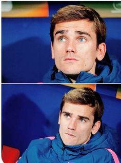 Griezmann  22.02.18 Football Soccer, Football Players, Sports Celebrities, Physical Activities, Competition, Crushes, Barcelona, Baby, Exercise