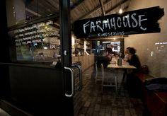A Farmhouse Dinner #restaurant #signage