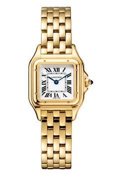 b9c9c22c74b Hot list  nos coups de coeur montres du SIHH 2017. Cartier Gold  WatchCartier Watches WomenGold ...