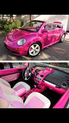 Barbie girl princesscar!!!