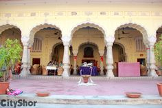 #Surabhi a restaurant inside one of the oldest Haveli of Jaipur. Address- Behind Subhash Chowk Petrol Pump, Old Amer Road, Amer Road, Jaipur Contact- 8890777888 #Food #Restaurants #Bar #NonVeg #SurabhiRestaurant  #CityShorJaipur