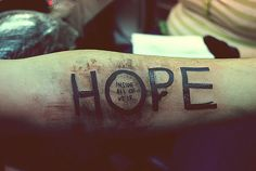 Inside all of us is...  #Tattoo #Inspiration #Hope