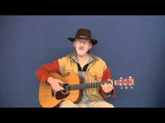 Acoustic Blues Guitar Lessons - Tips For Playing That Old Blues in E - YouTube