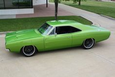 1969 pro touring dodge charger