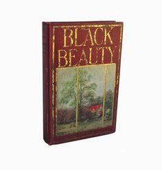 Antiquarian copy of kid's classic Black Beauty