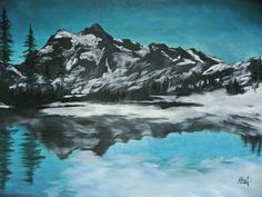 mountain painting copyright free - Google Search Under The Table, Mountain Paintings, Google Search, Free, Outdoor, Outdoors, Outdoor Games, Outdoor Living