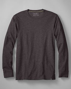 Men's Classic Fit Long-Sleeve Legend Wash T-Shirt