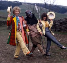Doctor Who, played by Colin Baker, with companion Peri, played By Nicola Bryant in (Photo credit: Photoshot/Getty Images) Doctor Who Tardis, Eleventh Doctor, Eighth Doctor, Doctor Who Assistants, Doctor Who Convention, Colin Baker, Classic Doctor Who, Watch Doctor, Second Doctor