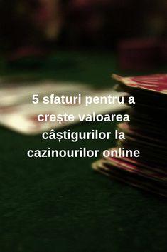 5 sfaturi pentru a crește valoarea câștigurilor la cazinourilor online #casino #Romania #slotuti #jocuricalaaparate #jocuri Emo, Emo Style
